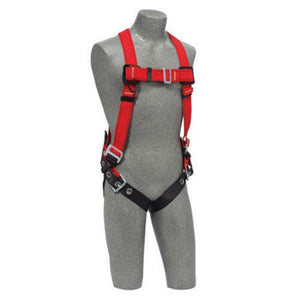3M DBI-SALA X-Large PROTECTA PRO Welder's Vest Style Harness With Back D-Ring And Tongue Buckle Leg Strap