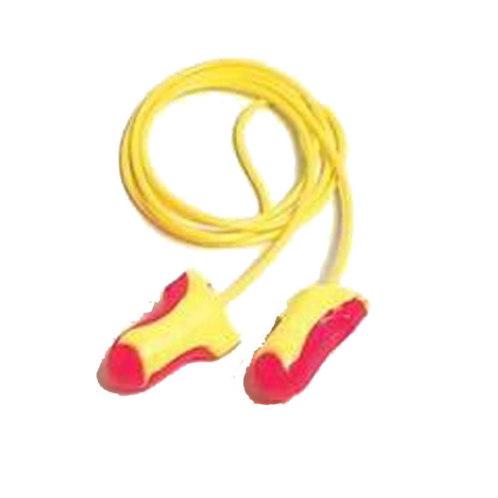 Howard Leight - Laser-Lite - Contoured T-Shape Polyurethane And Foam Earplugs (corded) - 100 pr/bx