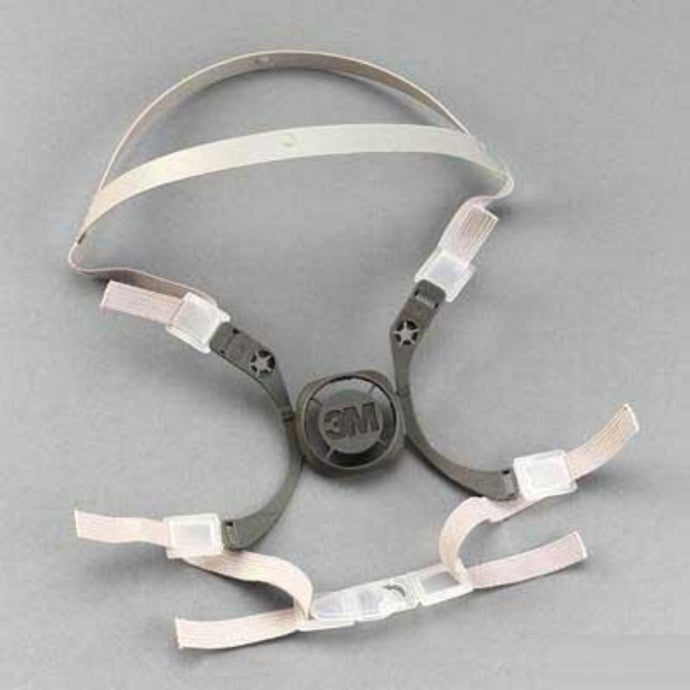 3M™ Head Harness Assembly For 3M™ 6000 Series Half Facepiece Respirator