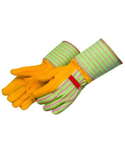 Golden chore with turtle neck gauntlet cuff - Men's - Dozen