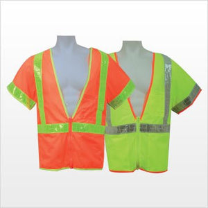 3A Safety - ANSI Certified Ultra-lightweight Safety Vest