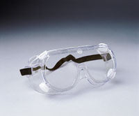ERB Safety - Clear Splash Safety Goggles - SMALL