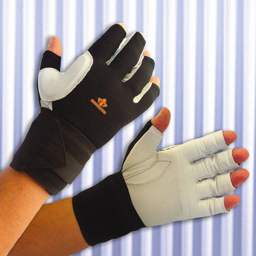 Anti-Impact Glove with Wrist Support
