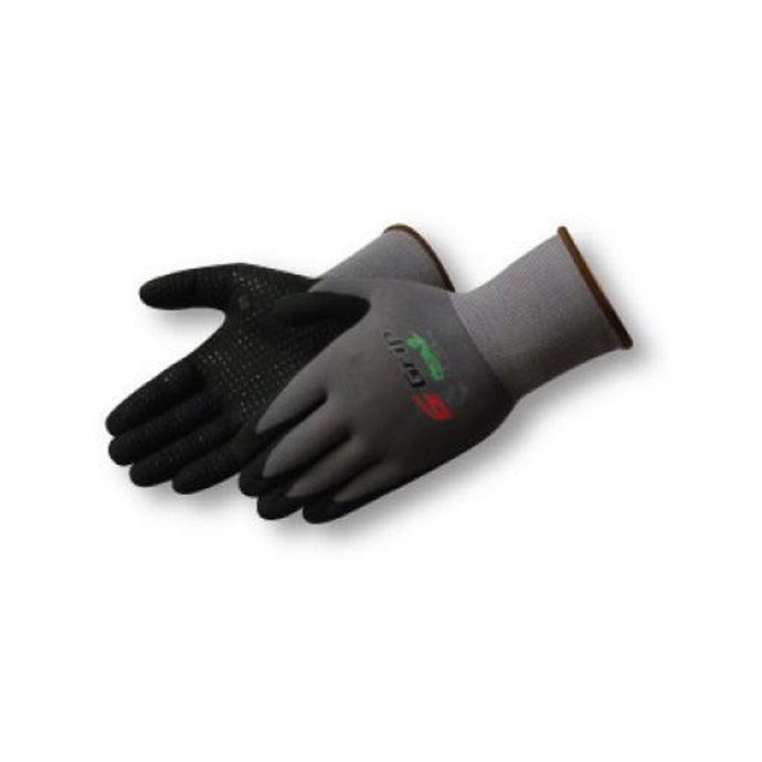 G-Grip Nitrile Micro-Foam with Dots Gloves - Dozen