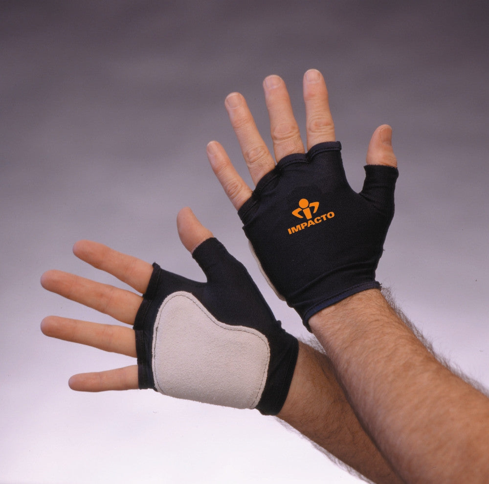 Anti-Impact Fingerless Glove