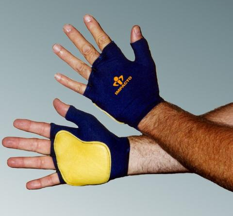 Anti-Impact Glove Fingerless