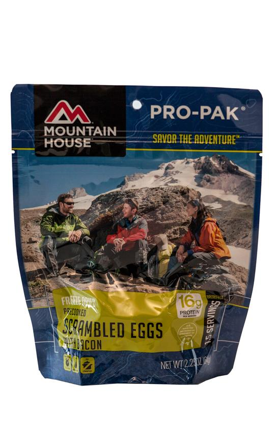 Mountain House Scrambled Eggs With Bacon Esafety