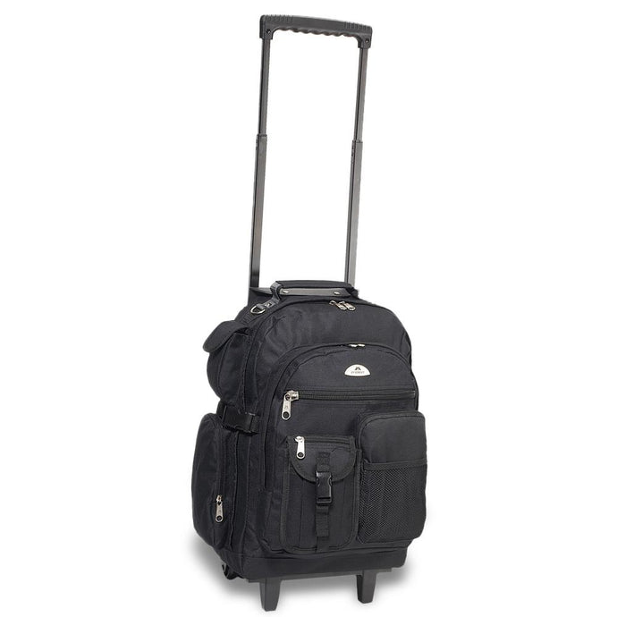Everest-Deluxe Wheeled Backpack