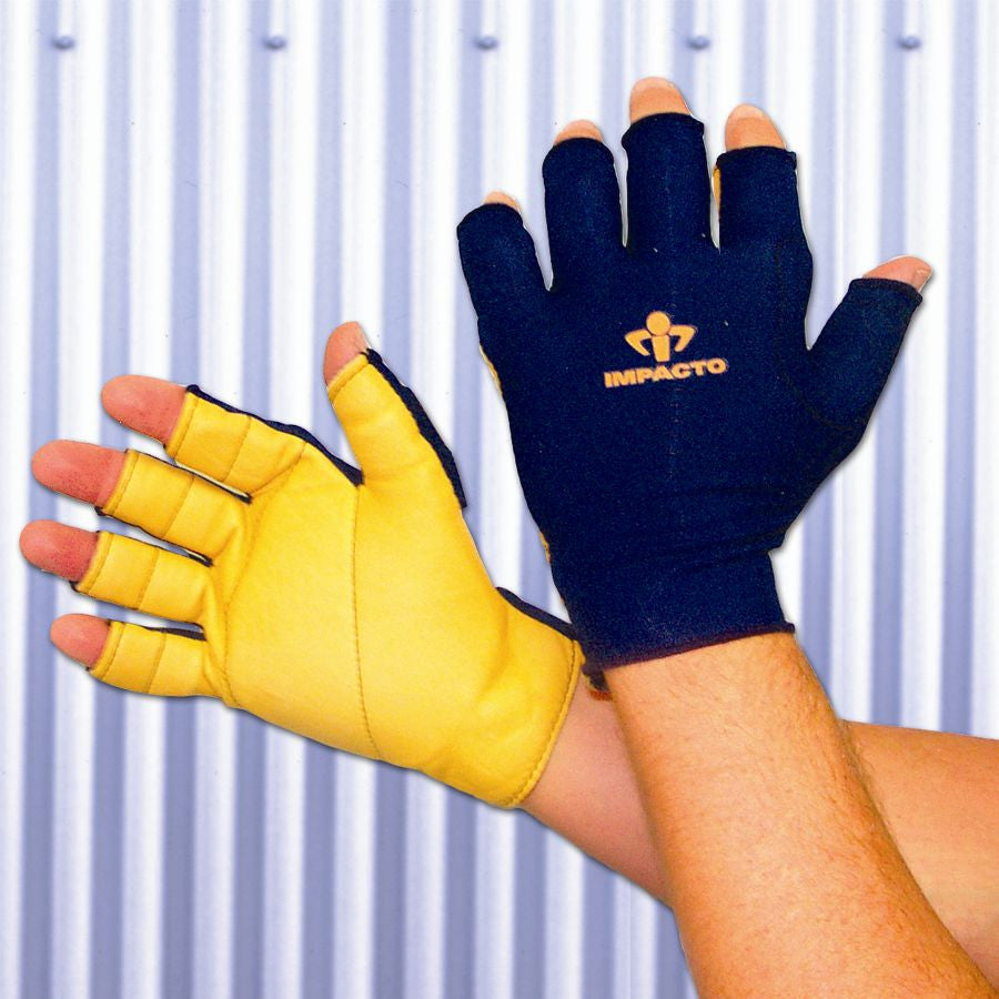 Anti-Impact Palm/Web Glove