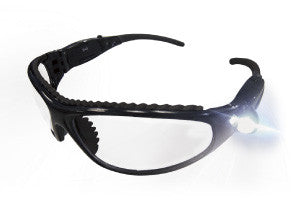 LED INSPECTORS Safety Glasses