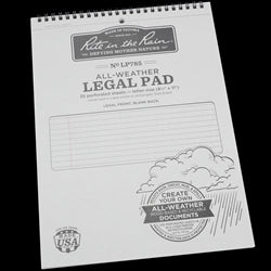 Rite in the Rain- All-Weather Legal Pad