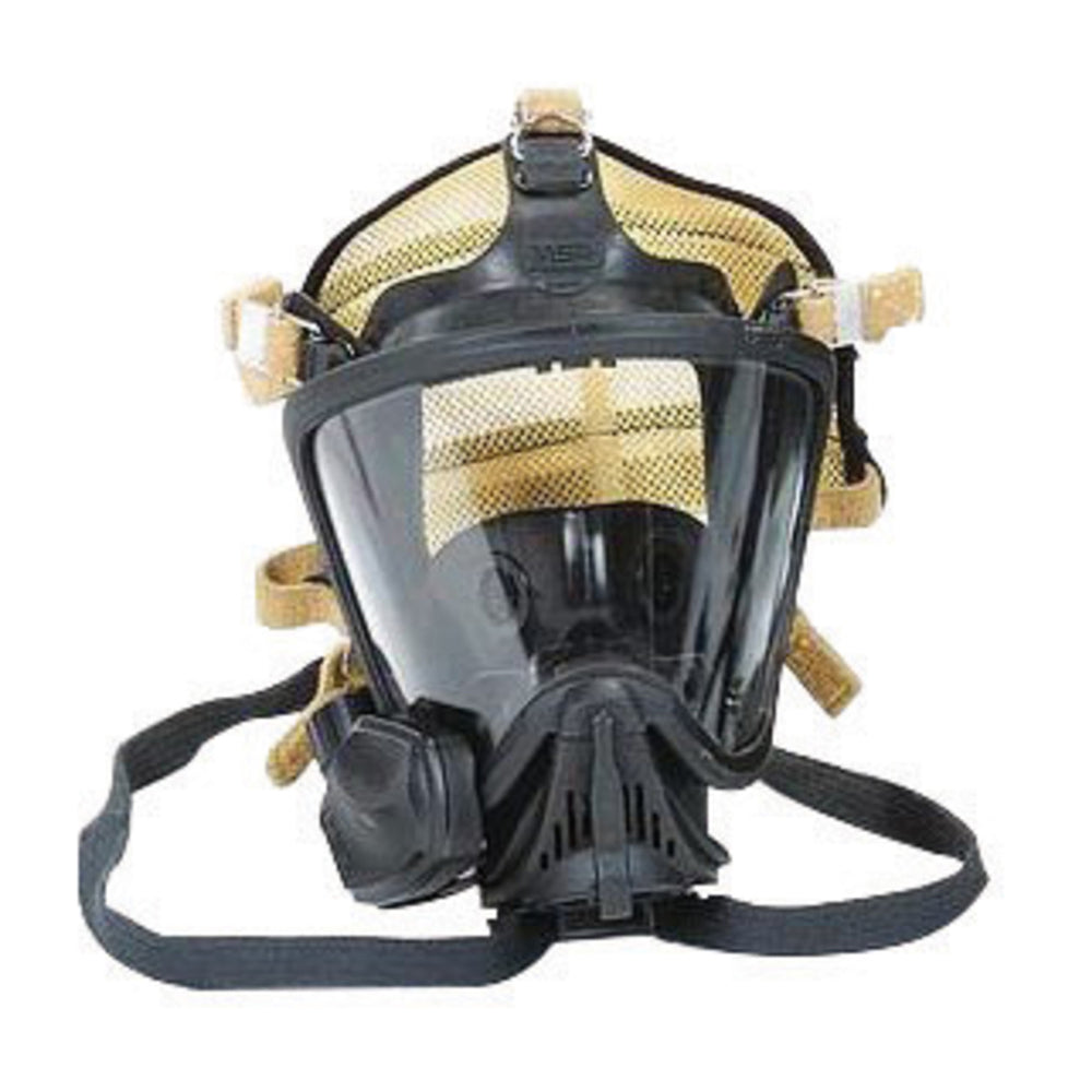 MSA Ultra-Elite® Series Full Face Air Purifying Respirator