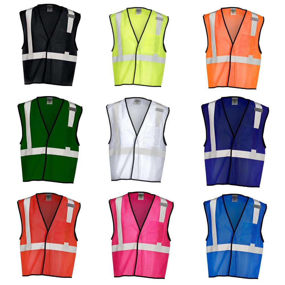 ML KISHIGO Enhanced Visibility Mesh Vest