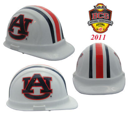 Auburn Tigers - NCAA Team Logo Hard Hat Helmet