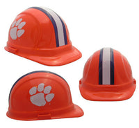 Clemson Tigers - NCAA Team Logo Hard Hat Helmet