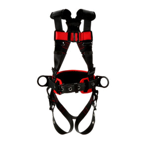 3M DBI-SALA Protecta X-Large Construction Style Positioning Harness With Easy-Link SRL Adapter