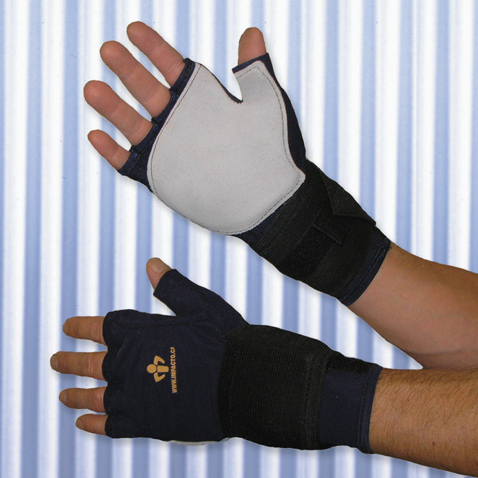 Glove with Wrist Support (Pair)