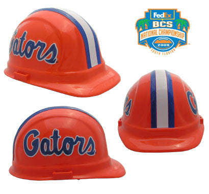 Florida Gators - NCAA Team Logo Hard Hat Helmet
