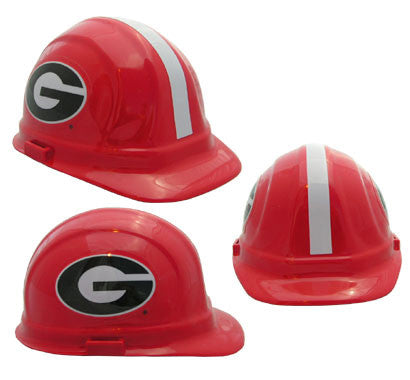 Georgia Bulldogs - NCAA Team Logo Hard Hat Helmet
