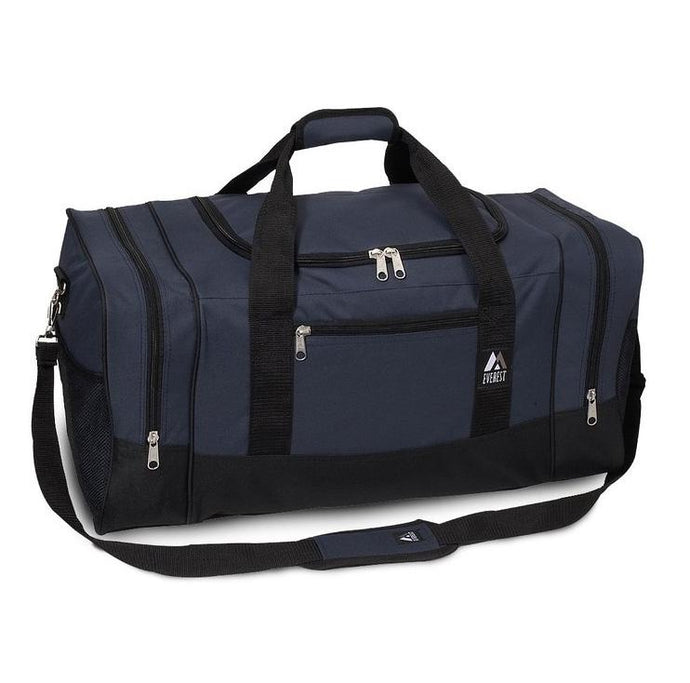 Everest Luggage Sporty Gear Bag - Large - Navy