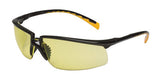 3M - AOSafety - Privo - Safety Glasses With Black Frame