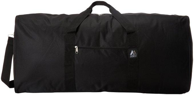 Everest Gear Bag - X-Large - Black