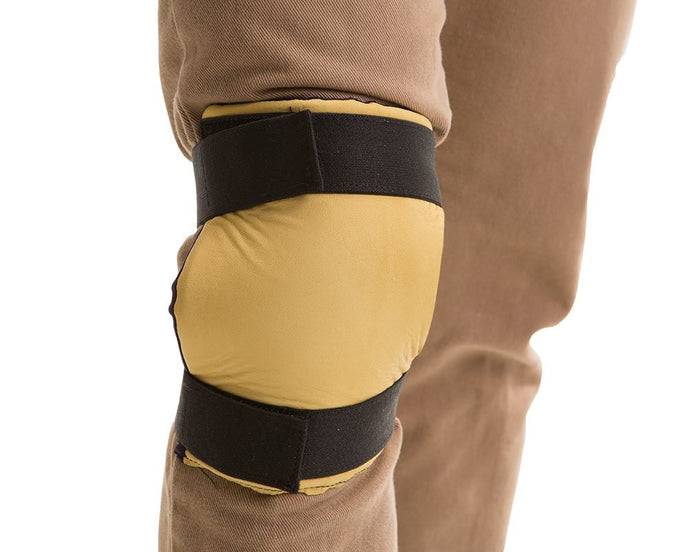 Impacto Polyester & Grain Leather Kneepads