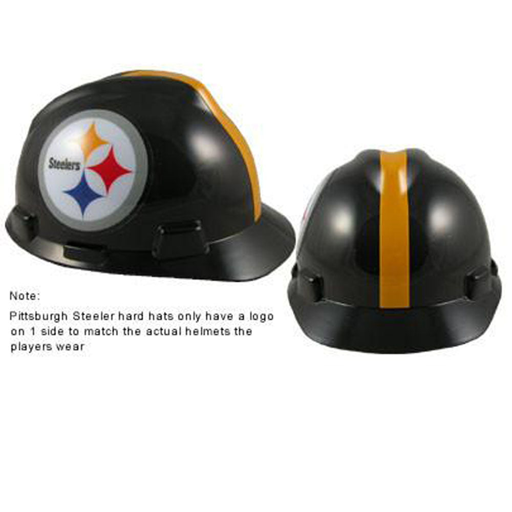 ff6646e4081 Pittsburgh Steelers - NFL Team Logo Hard Hat – eSafety Supplies