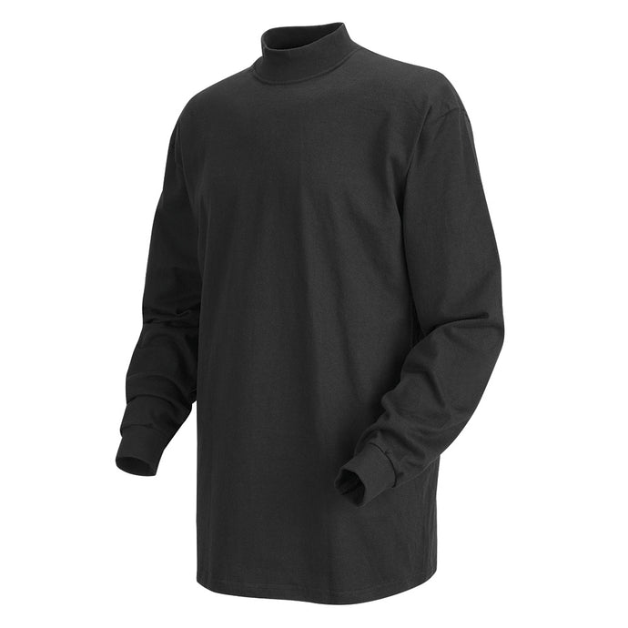 Red Kap Long Sleeve Mock Turtleneck