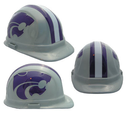 Kansas State Wildcats - NCAA Team Logo Hard Hat Helmet