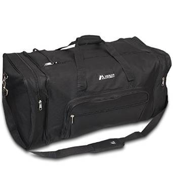 Everest Luggage Sporty Gear Bag  - Black