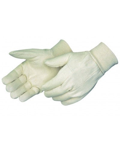 Standard cotton canvas - wing thumb Gloves - Dozen