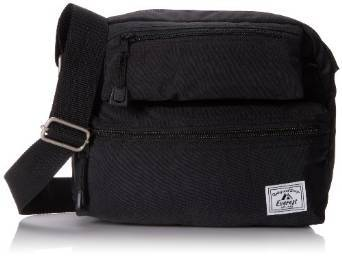 Everest Cross Body Bag  - Black
