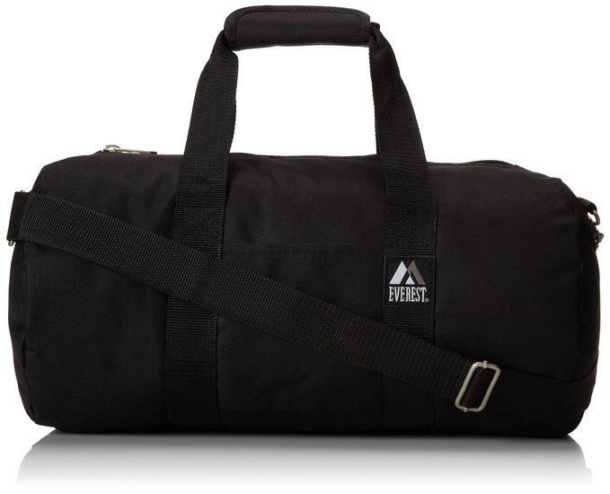 Everest 36-Inch Round Duffel - Black