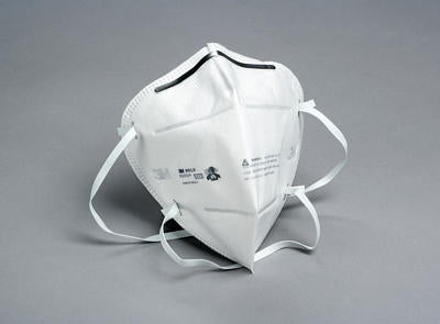 3M™ Particulate Respirator 9010 N95 (Individually Packaged and Sealed by Manufacturer) Single Mask