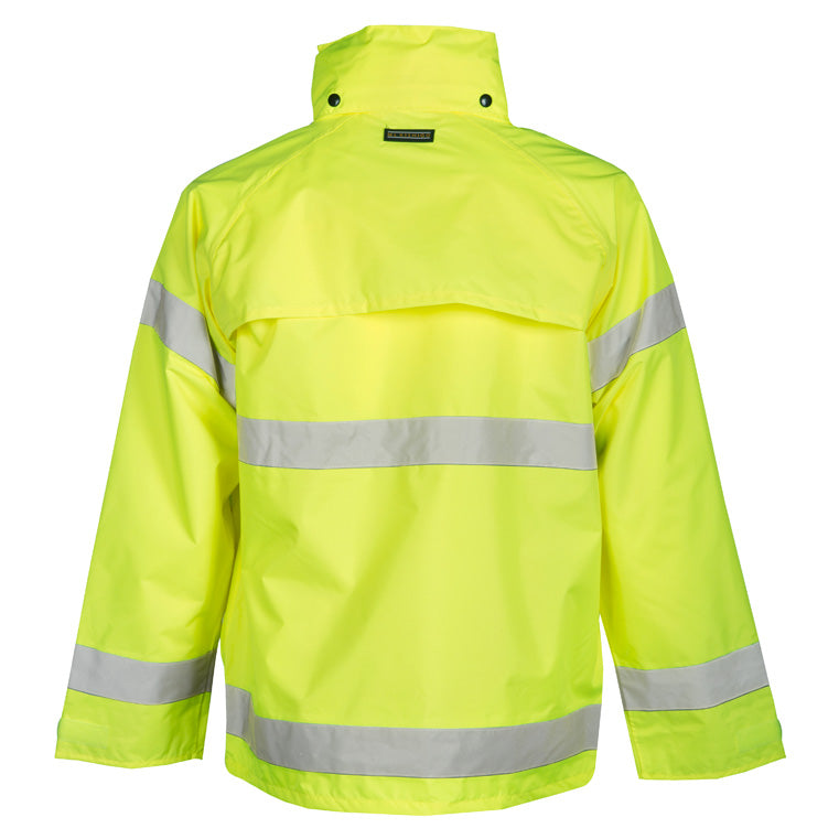 Ml Kishigo Storm Stopper Rainwear Jacket Class 3