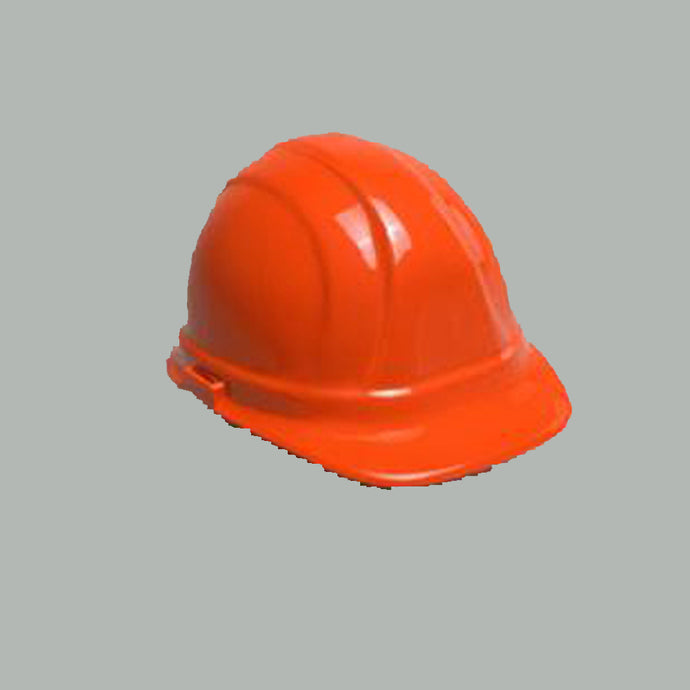 ERB Safety - Omega II - 6-pt Ratchet Hard Hat Safety Helmet - Orange