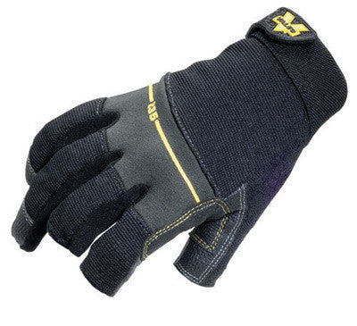 Valeo - Work Open Finger Mechanics Gloves
