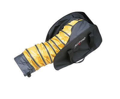 Allegro Polyester Storage Bag With Double Zipper, Reinforced Carry Handle And Shoulder Strap