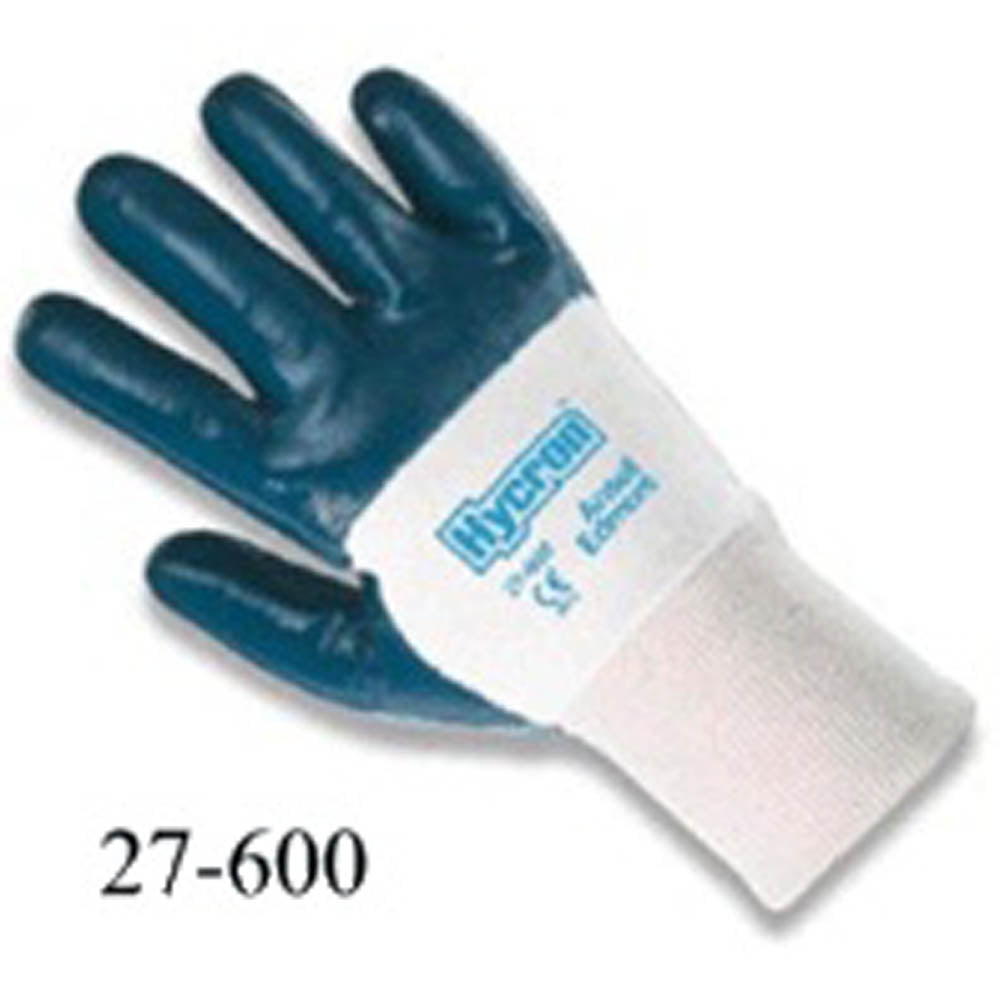 Hycron Nitrile Coated Gloves