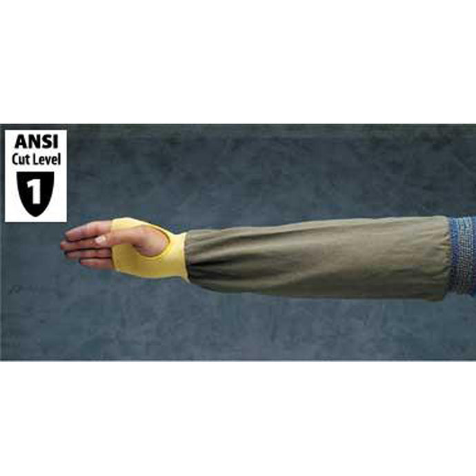 Welders Sleeve with Thumb Slot