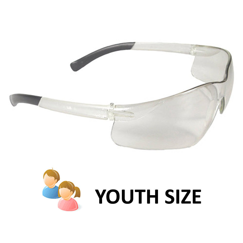 Radians - Rad-Atac Safety Eyewear - Clear Lens