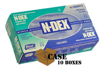 Best - N-DEX - Disposable Nitrile - Case