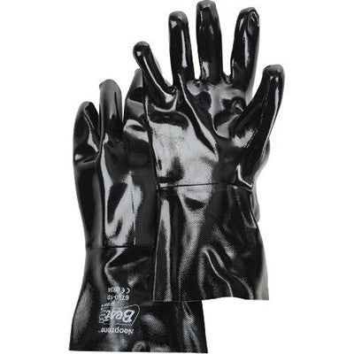 SHOWA Best Size 10 Large Black Neo Grab 14