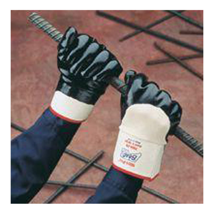 Best Nitri-Pro NBR Palm Coated Work Gloves