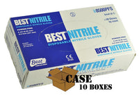 Best - Industrial Grade Nitrile Powder-Free - CASE