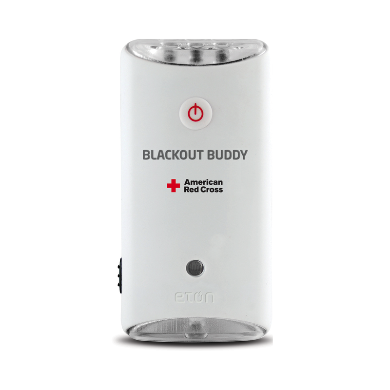 Eton - American Red Cross BlackOut Buddy Swivel