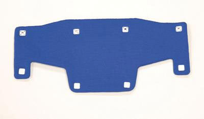 Bullard Replacement Polartec Browpad For All Bullard Suspensions