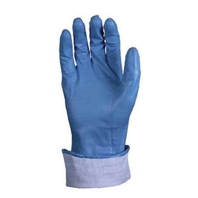 Best 11 Mil Nitrile Hybird Chemical Resistant Coated Work Gloves