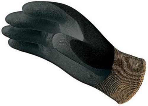 SHOWA Hi-Tech Polyurethane Dipped Gloves (BLACK)
